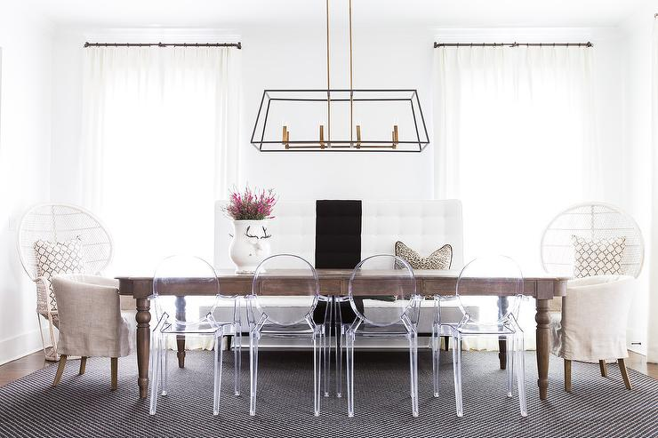 Room Oval Dining Table