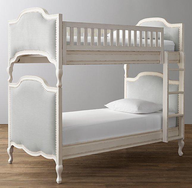 Blythe Gray Bunk Bed