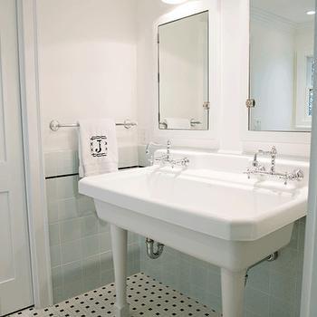 vintage utility sink faucets design ideas