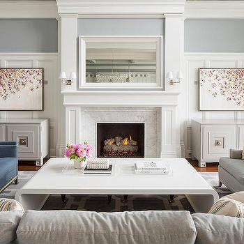 Living Room Ideas With Wainscoting | www.elderbranch.com