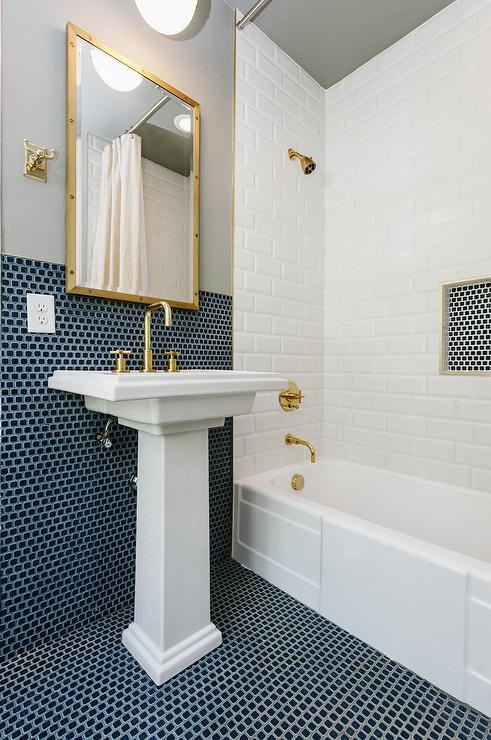 kohler pedestal sink design ideas