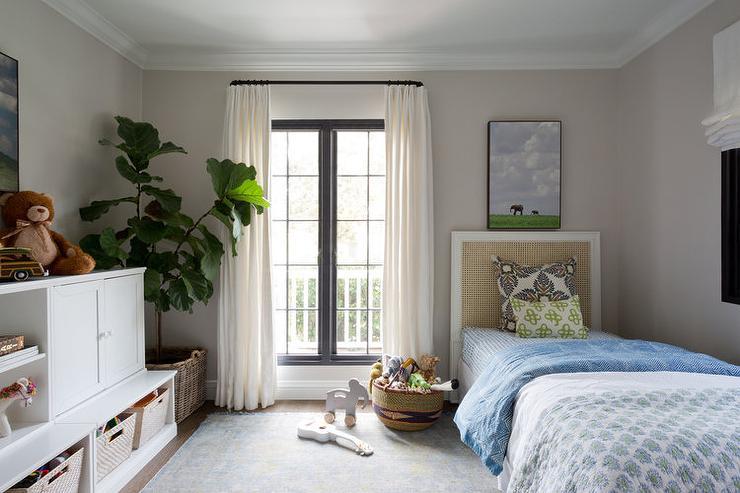 blue and green boy bedroom color scheme