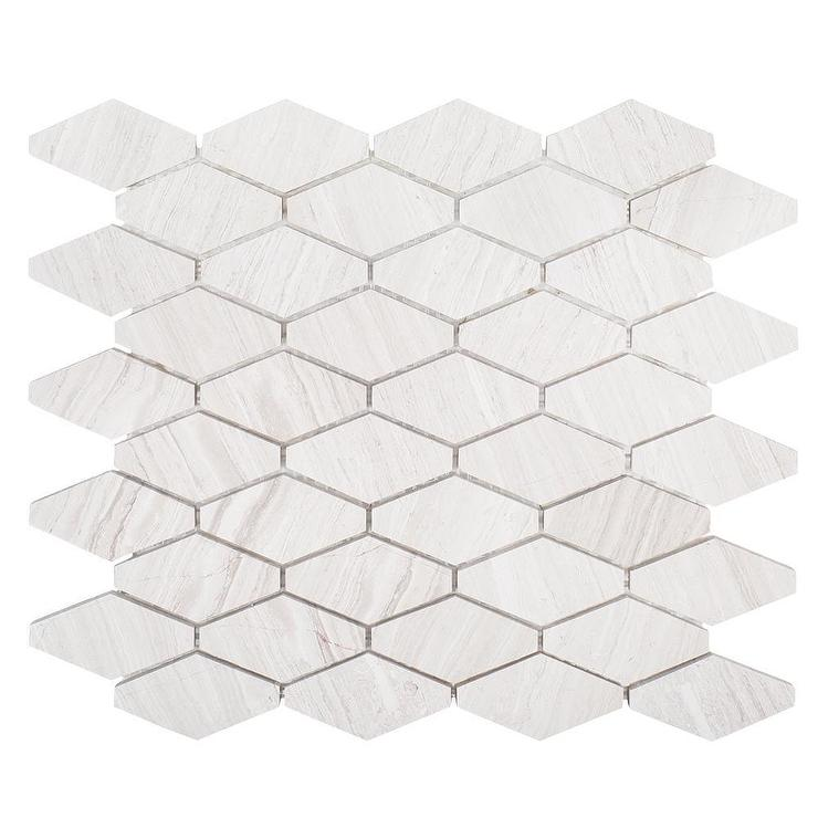 jeff lewis diamond limestone mosaic tile