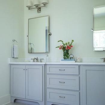 triple vanity design ideas