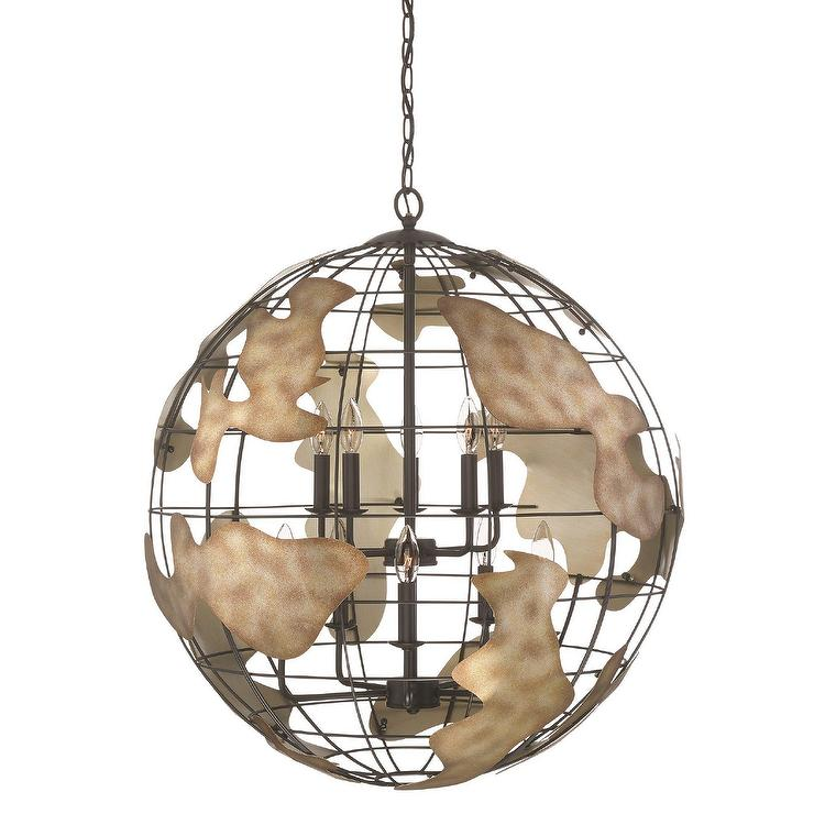 Cage Light Pendant