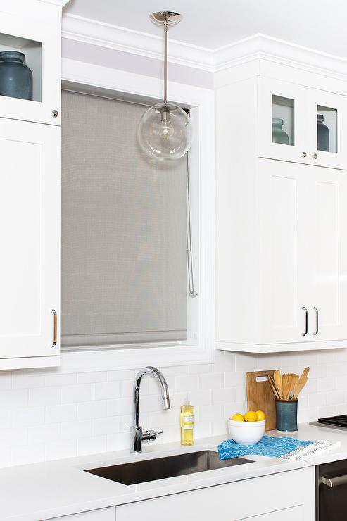 Pendant Over Kitchen Sink Design Ideas