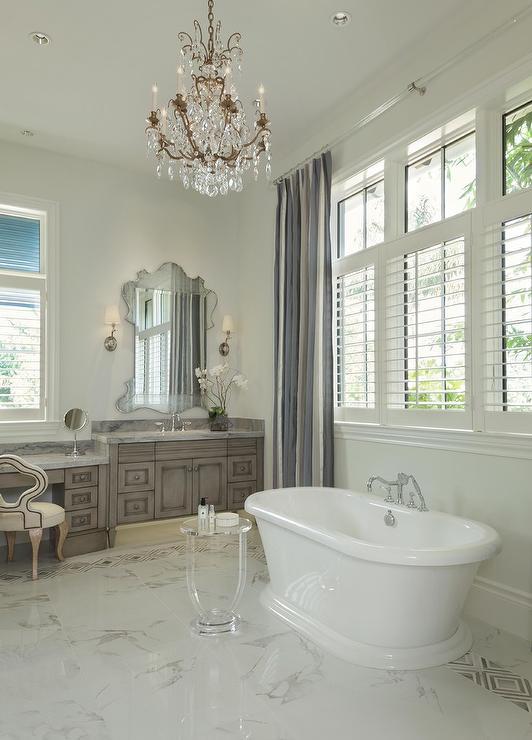 French Floor Mirror French Bathroom Jennifer