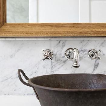 galvanized metal sink design ideas