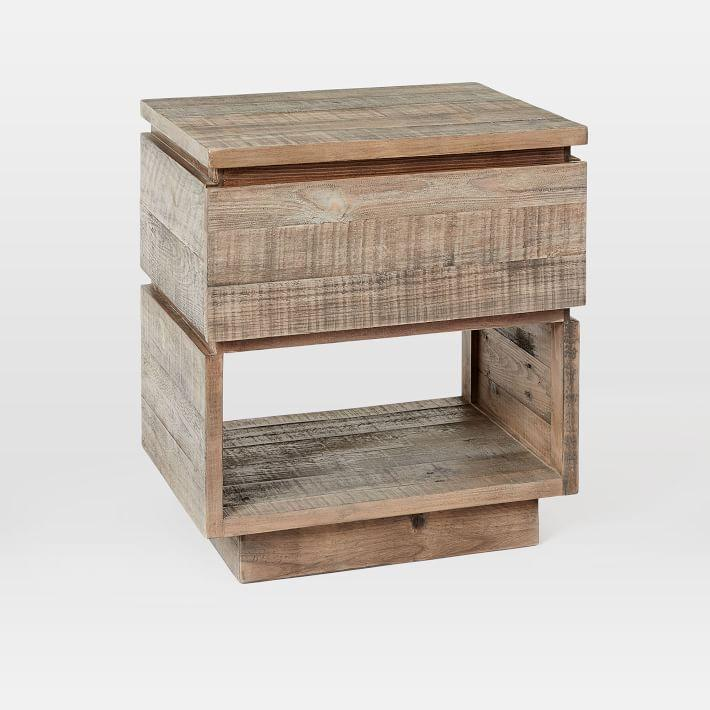 emmerson stone gray reclaimed wood