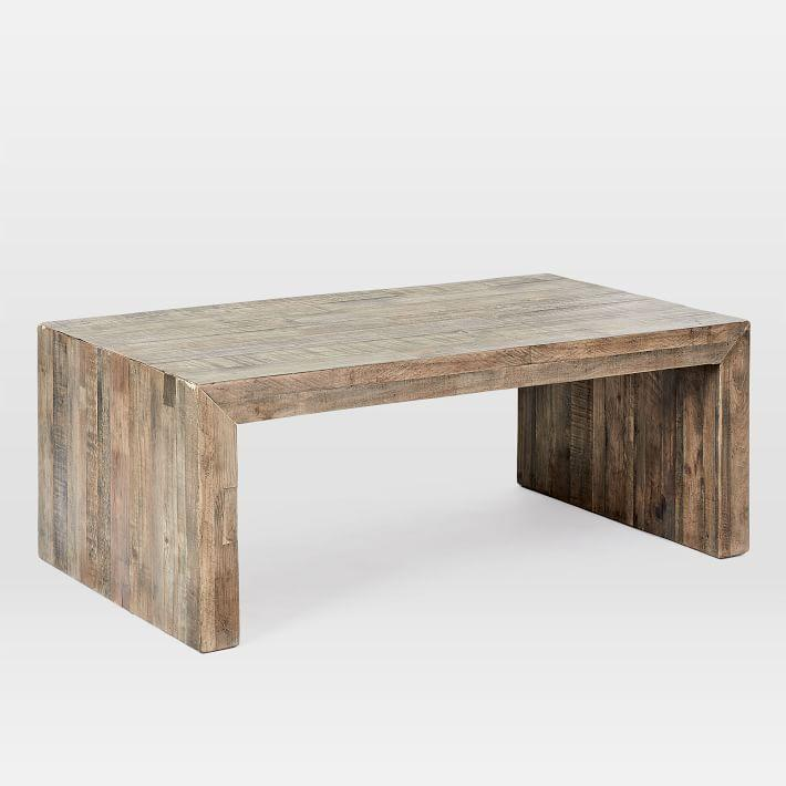emmerson reclaimed wood coffee table