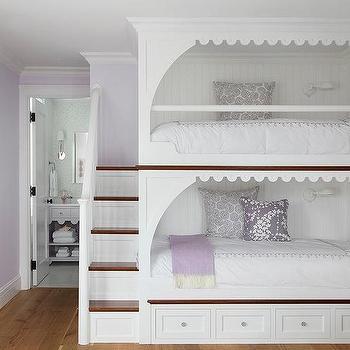 Girls Bunk Beds Design Ideas