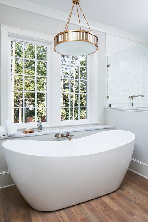 kohler kallista freestanding tub design