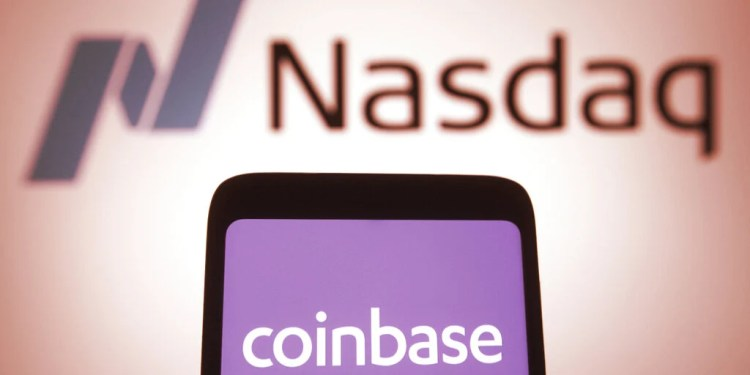Coinbase Stock Debuts at $381, 52% Higher Than Reference ...