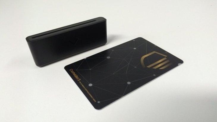 Carteira de hardware Cool Wallet S