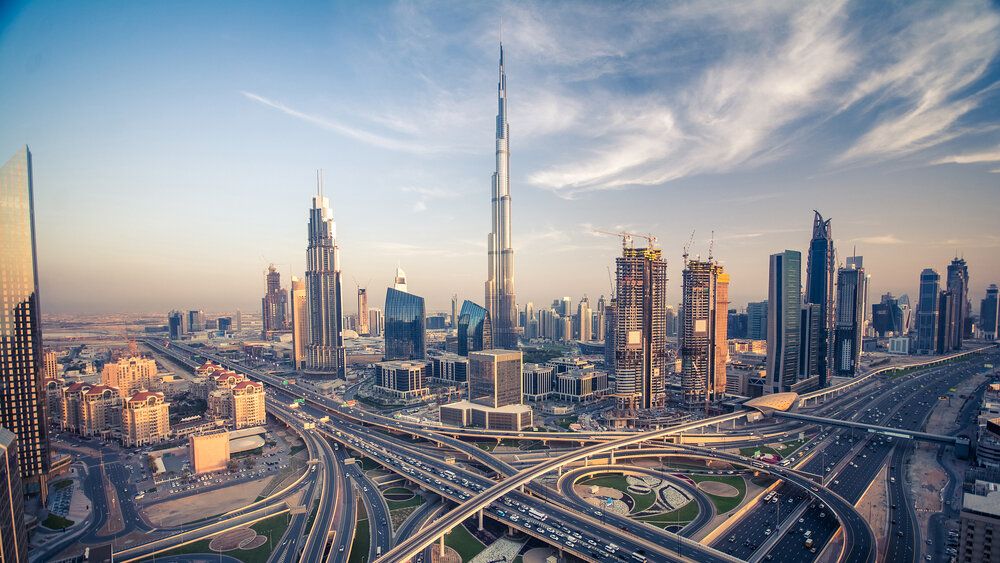 Dubai wants to become a blockchain hub