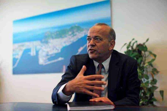 Albert Isola MP