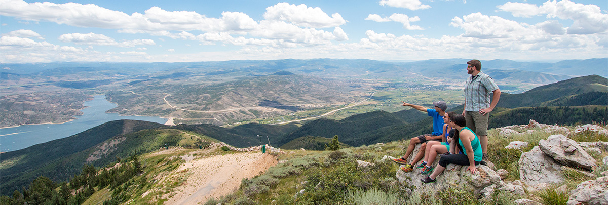 Hiking And Scenic Chairlift Rides Deer Valley Resort