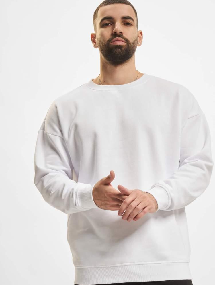 Urban Classics Männer Pullover Camden in weiß