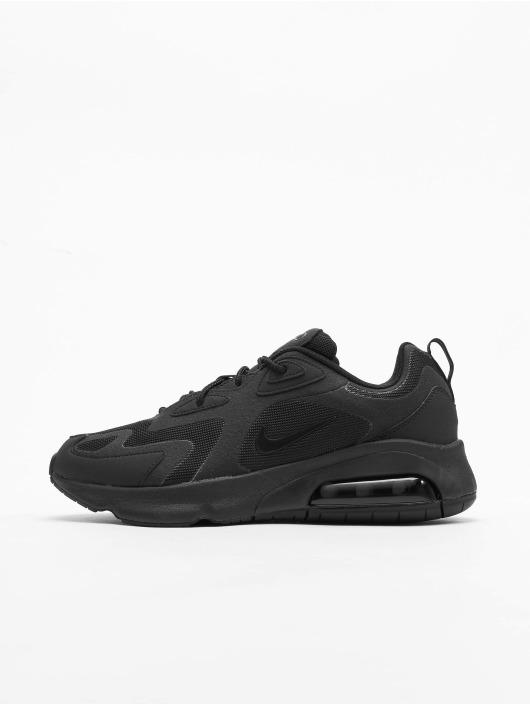 nike air max 200 sneakers black black