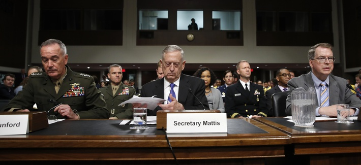 Pentagon Security Services