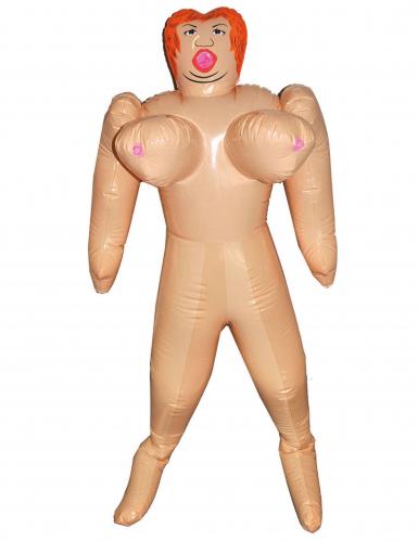 poupee gonflable grosse poitrine 150 cm
