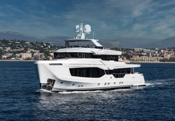 37xp Hull #6 - 2023 Delivery 121' Numarine 2022