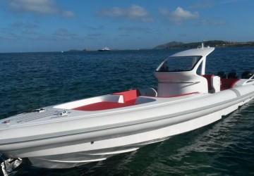 Pzero 1400 Outboard 46' Pirelli 2021