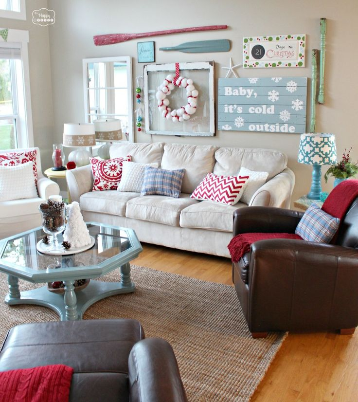 41 Christmas Decoration Ideas For Your Living Room Designp Part 37