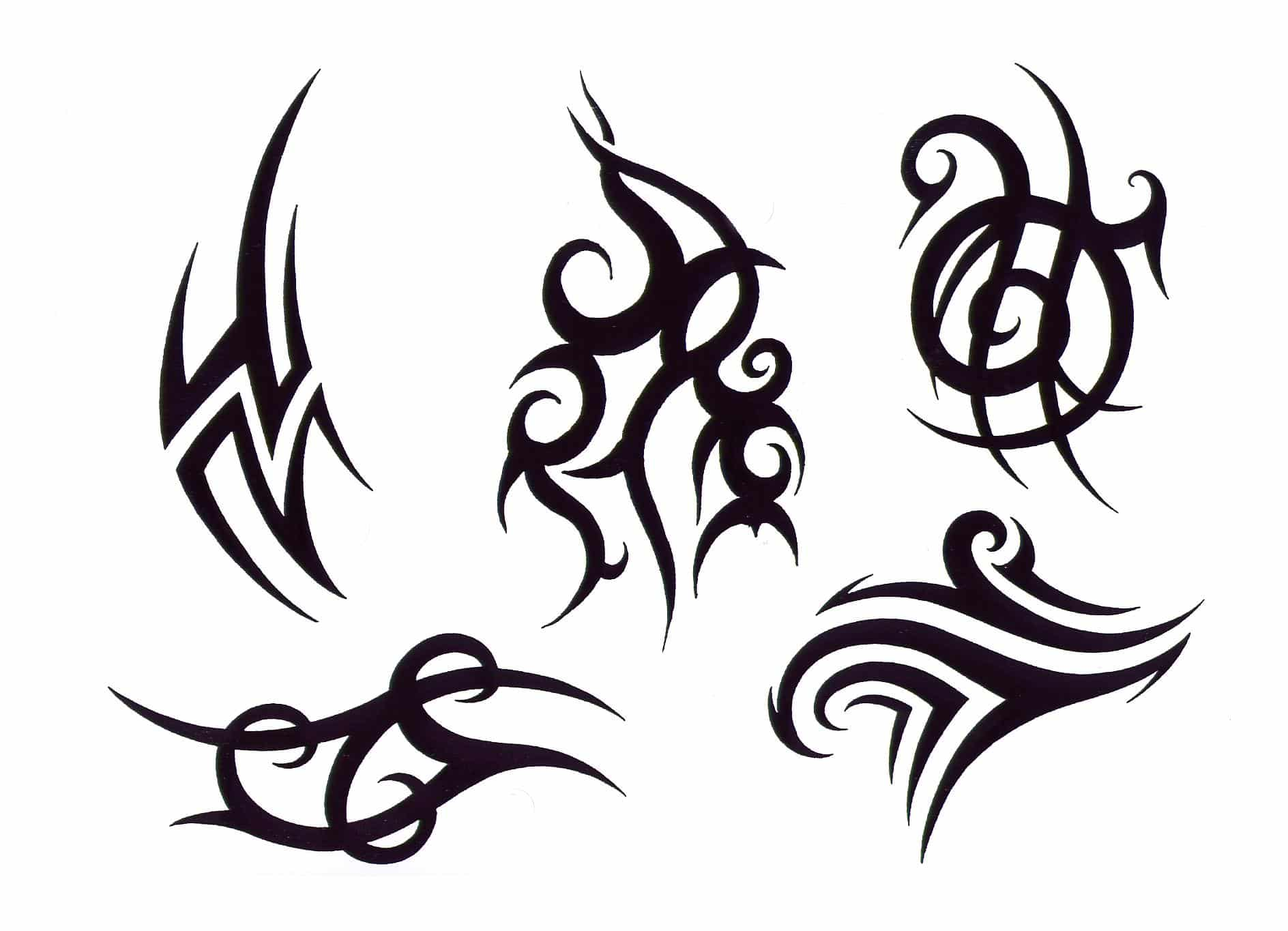 28 Insanely Cool Tribal Tattoos For Men Designbump