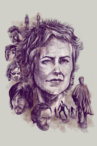 TWD Carol Shirts. TV Show character who makes a tremendous transformation during the course of the show. The Walking Dead's Carol.