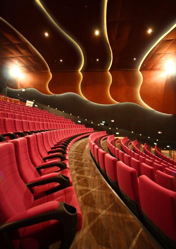 Unique Cinema In Hangzhou China