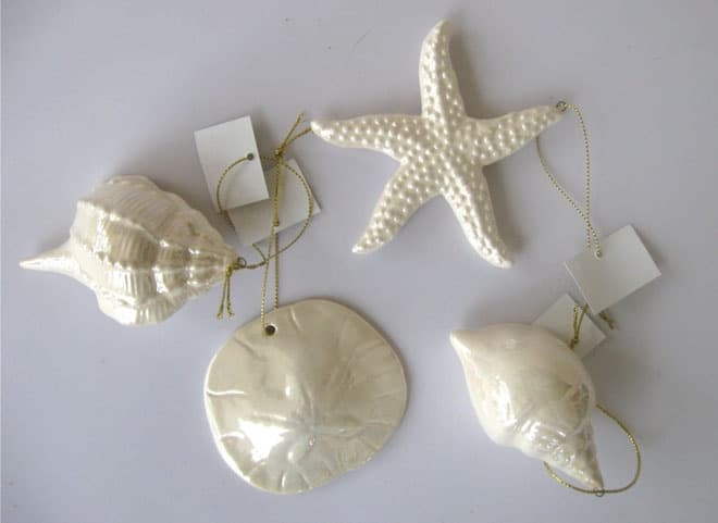 Beach Inspired Christmas Decor   DesignRulz.com