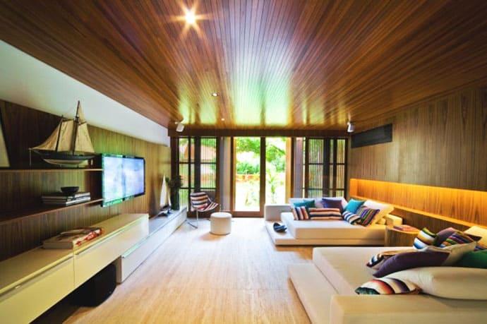 Exotic And Modern Laranjeiras House In Rio De Janeiro Brazil