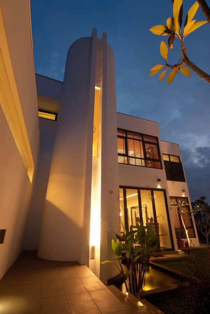 Hillside Bungalow By Interlink Design Solutions Malaysia