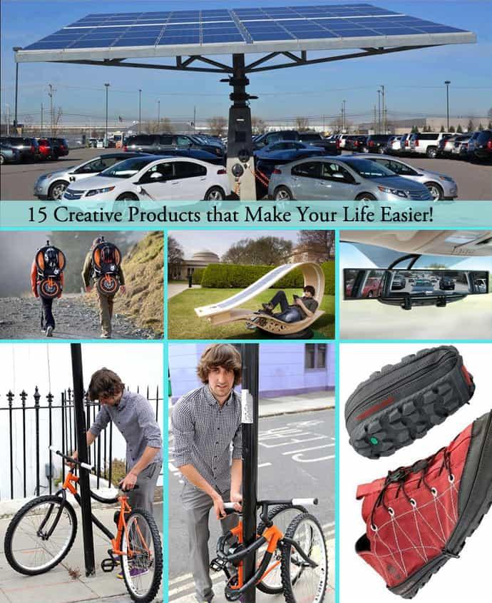 15 productos creativos que hacen su vida más fácil!  DesignRulz.com