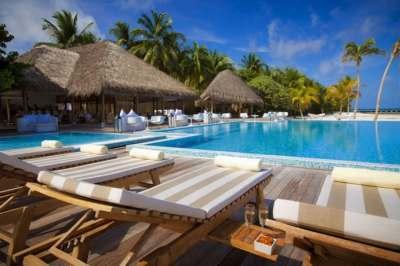 Maafushivaru: Luxurious Island Resort in Maldives
