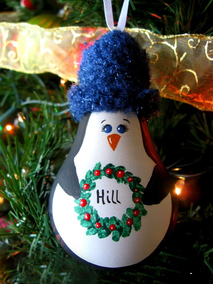 Turn Light Bulbs Into Christmas Ornaments Learn How To