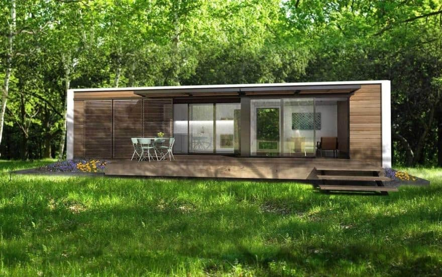 Dream Worthy Yet Affordable Shipping Container Homes