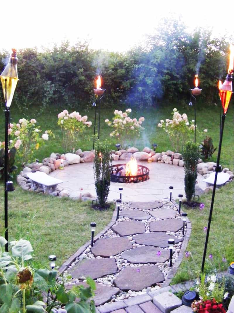 Outdoor Seating Ideas