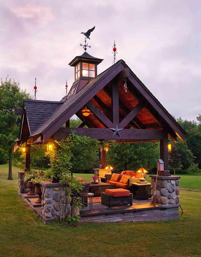 best outdoor fire pit ideas to have the
