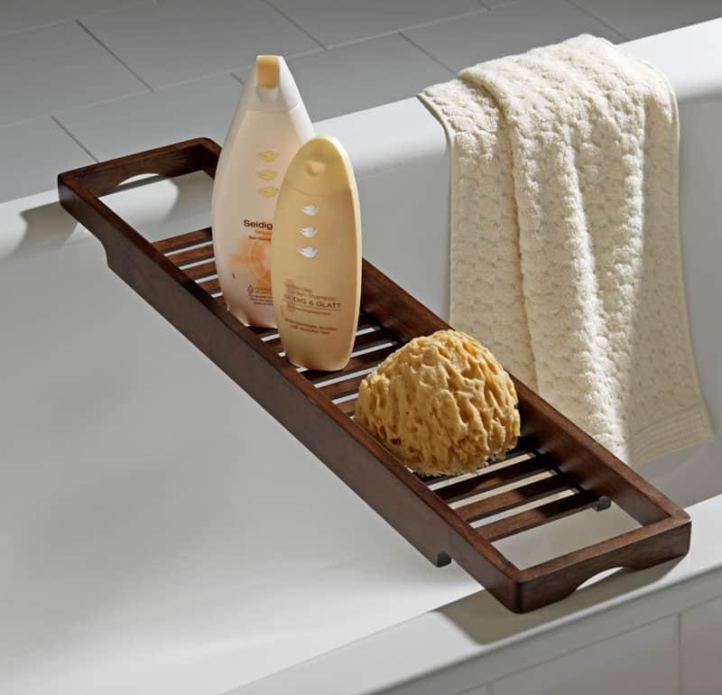 22 Cool Bathtub Caddies Or Marvelous Bathtub Tray Design