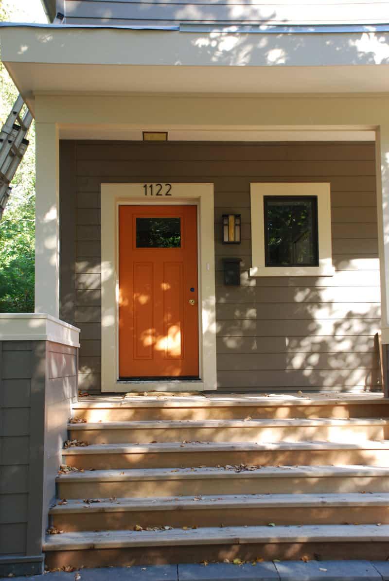 Painting Front Porch Concrete