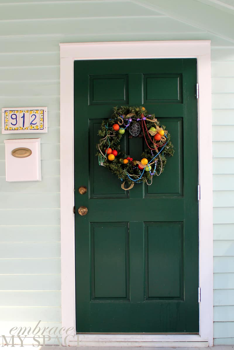 What Does Color Your Front Door Mean