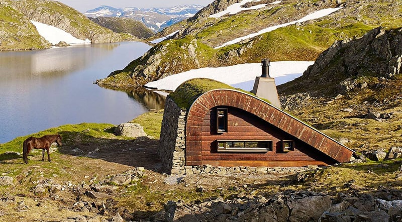 The Hunting Lodge By Snohetta Norway