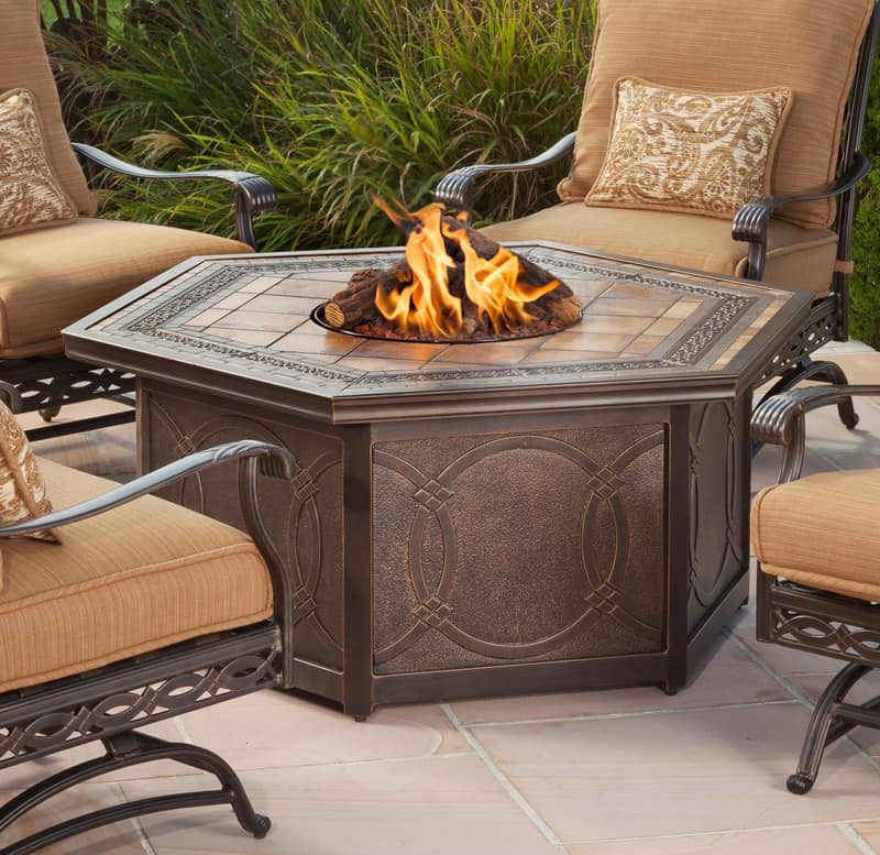Coffee Table Fire Pit