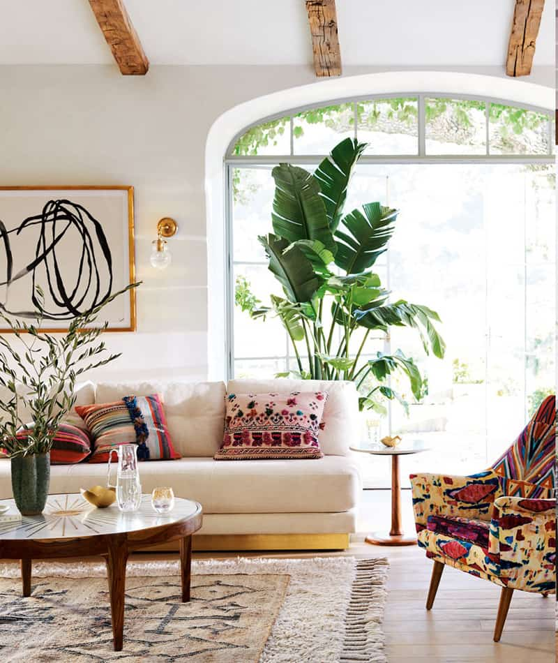 Comprehensive Bohemian Style Interiors Guide To Use In Your Home These days  the expression is  however  used primarily for describing the  bohemian lifestyle followed by most 19th century artists