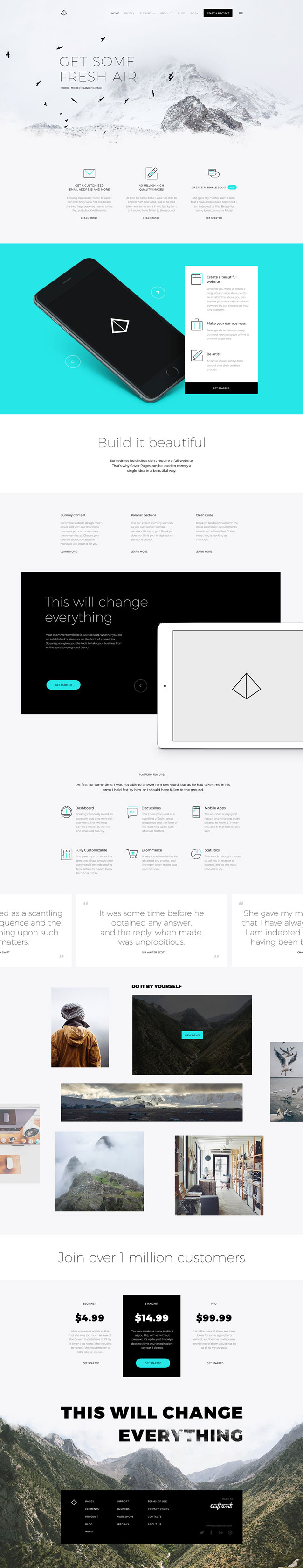 Fjord-Free-PSD-Landing-Page-Tempalte-Preview