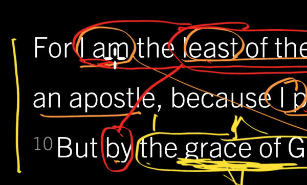 Grace Redeems the Worst Pasts