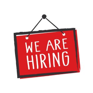 Image result for we're hiring