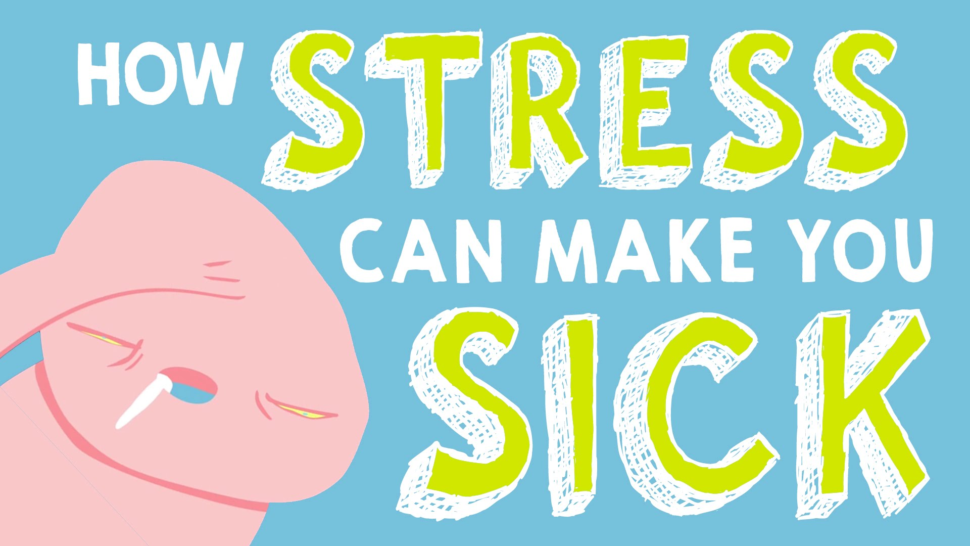 Watch How Stress Affects Your Body Diabetes Daily